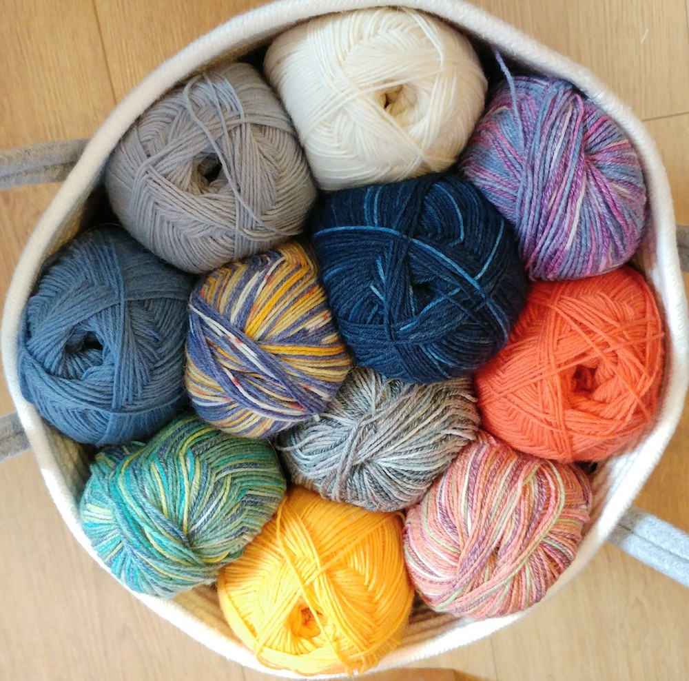 Wool & Yarn Brands